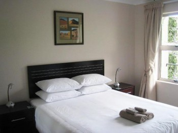 Bayview Self-Catering Rooms are comfortable and stylish