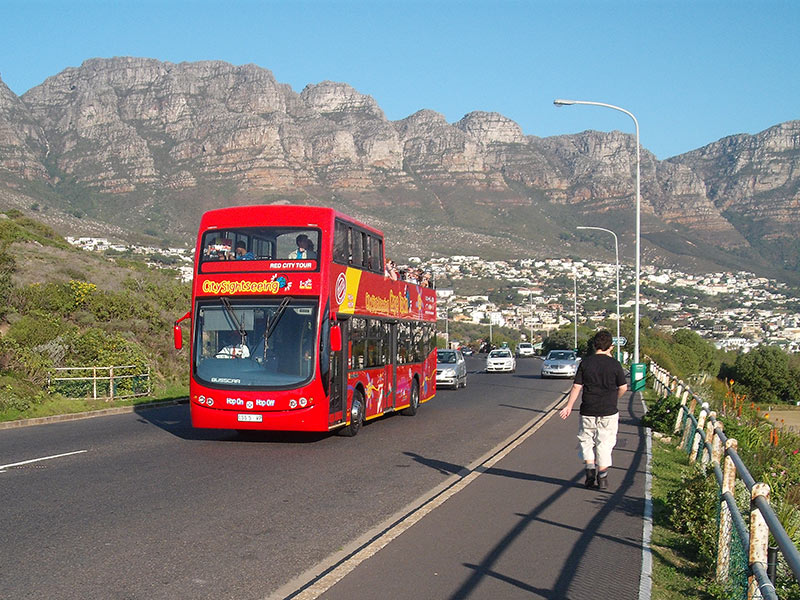 Cape Scenic Route - Self Drive or Bus option