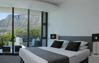 Unobstructed View of Table Mountain and right opposite Pool