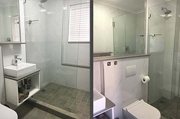 Bayview Self-Catering offers classy en-suite facilites